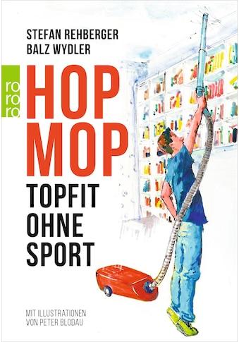 Buch »Hopmop / Stefan Rehberger, Balz Wydler, Peter Blodau« kaufen