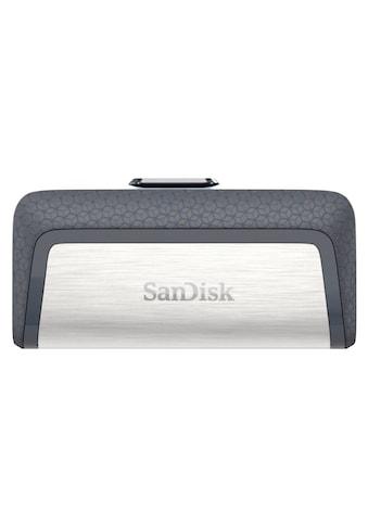 Sandisk Ultra Dual USB Drive, 256GB, USB-3.1-C, 150MB/s kaufen