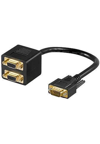 Goobay VGA Adapterkabel kaufen
