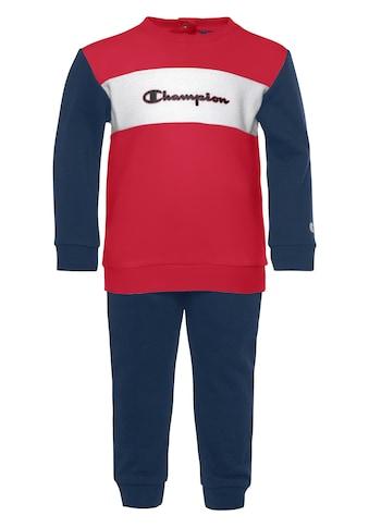 Champion Jogginganzug »Crewneck Suit« kaufen