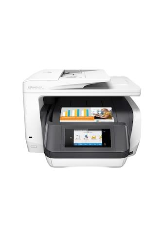 HP OfficeJet Pro 8730 All - in - One »platzsparendem HP Print Forward Design« kaufen