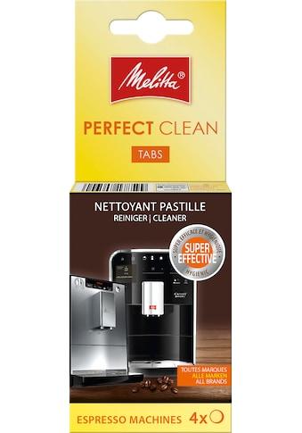 Melitta Reinigungstabletten »PERFECT CLEAN für Kaffeevollautomaten« kaufen