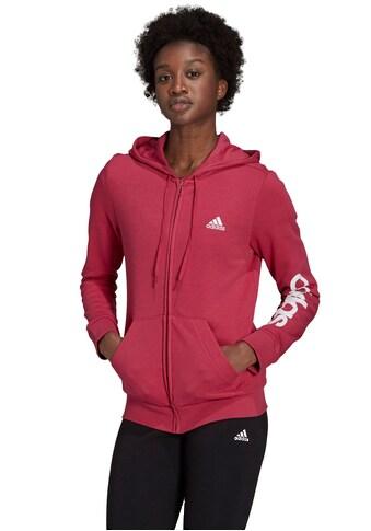 adidas Performance Sweatjacke »ESSENTIALS LOGO KAPUZENJACKE« kaufen
