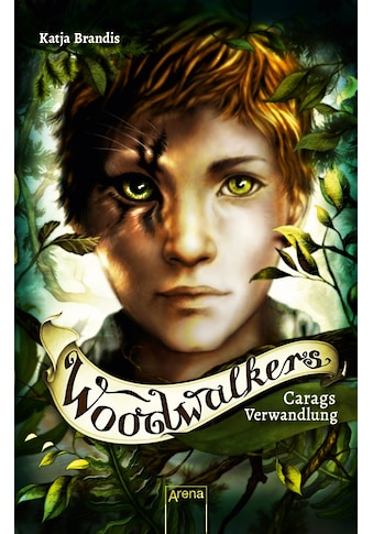 Buch »Woodwalkers (1). Carags Verwandlung / Katja Brandis, Claudia Carls« kaufen