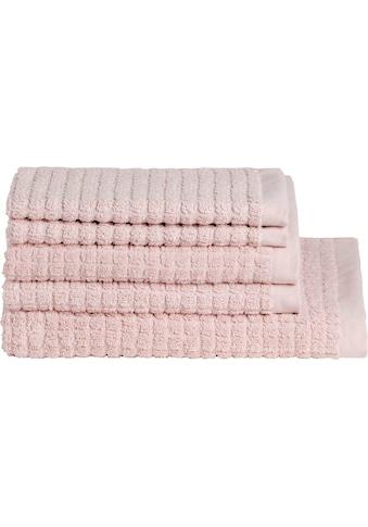 Seahorse Handtuch Set »Cube« kaufen