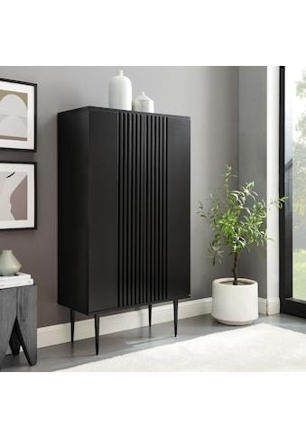Places of Style Kommode »Saltaire«, In modernem Design, Ganzmetall-Scharniere kaufen