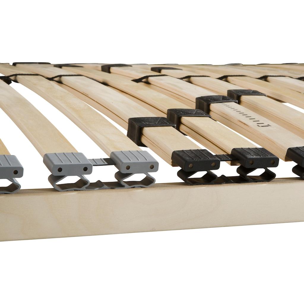 Beco Komfortschaummatratze + Lattenrost »Medibett«, Lattenrost 1 Million Mal verkauft und im Set gespart!