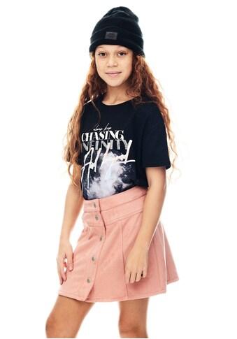 Garcia T-Shirt, Druck mit Paillettendetails kaufen