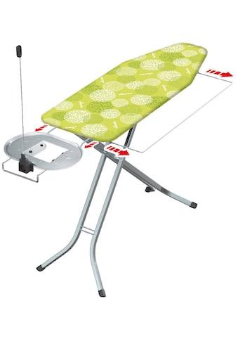 Vileda Bügelbrett »Perfect 2in1 plus grün«, Bügelfläche 44 cmx122 cm kaufen