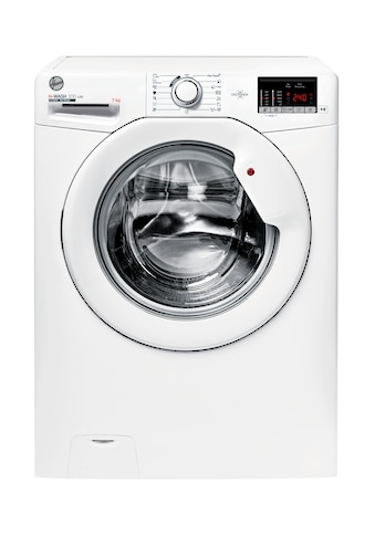 Hoover Waschmaschine, H3W4 272DE/1-S, 7 kg, 1200 U/min kaufen