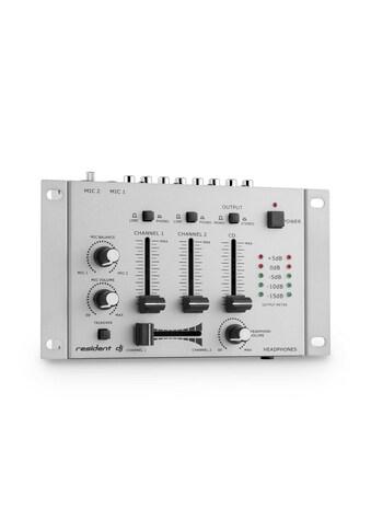 resident dj 3/2 Kanal DJ Mischpult Talkover Party CD - Player Verstärker »TMX 2211« kaufen