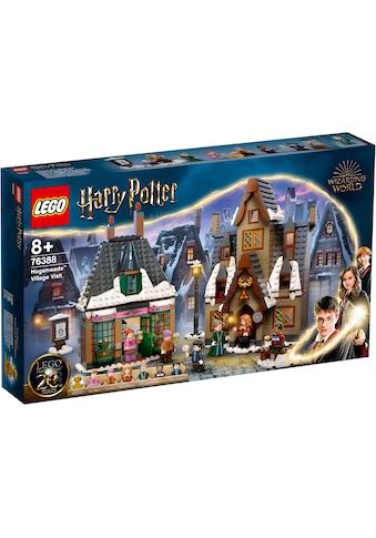 LEGO® Konstruktionsspielsteine »Besuch in Hogsmeade™ (76388), LEGO® Harry Potter™«,... kaufen