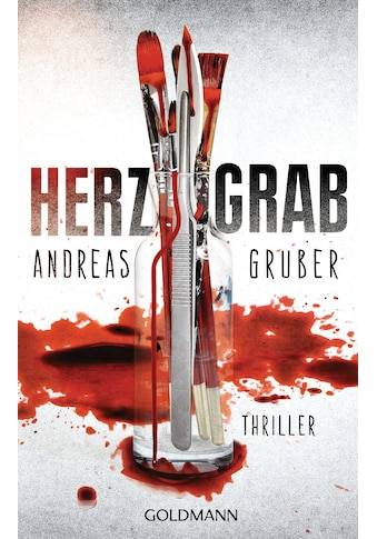 Buch »Herzgrab / Andreas Gruber« kaufen