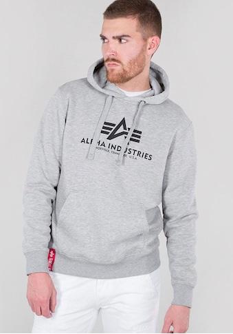 Alpha Industries Kapuzensweatshirt »Basic Hoody« kaufen