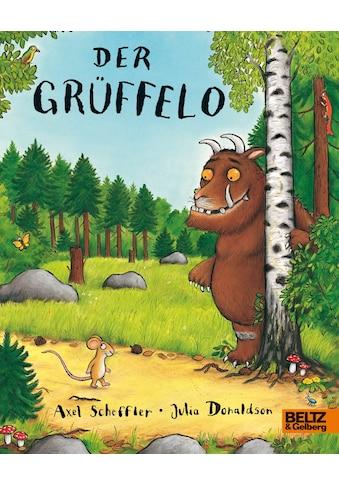 Buch »Der Grüffelo / Axel Scheffler, Julia Donaldson, Axel Scheffler, Monika... kaufen