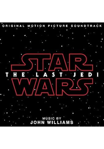 Vinyl »STAR WARS: THE LAST JEDI / OST/Various« kaufen