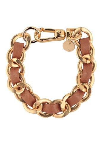 Pippa & Jean Armband »PJ172«, (1 tlg.), gelbvergoldet kaufen
