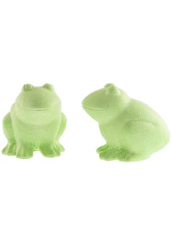 Fabriano Tierfigur »Frosch Nero«, Höhe ca. 12,5 cm kaufen
