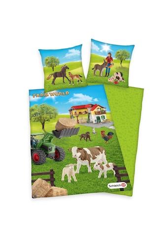 Schleich® Bettwäsche »Schleich Bauernhof« kaufen