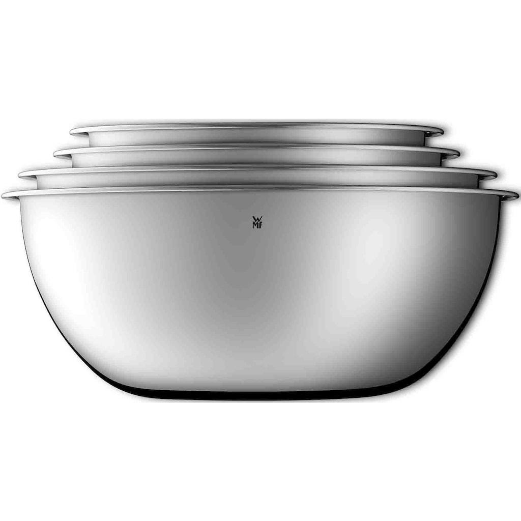 WMF Schüssel »Gourmet«, Cromargan Edelstahl 18/10 poliert
