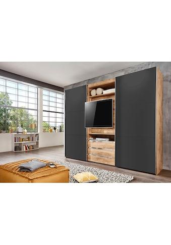 Fresh To Go Schwebetürenschrank »Magic«, mit drehbaren TV-Element kaufen