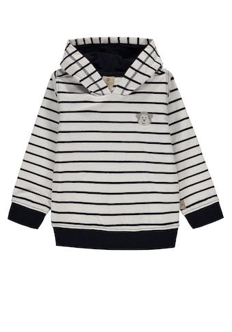 Bellybutton Sweatshirt, Sweatshirt gestreift m. Kapuze kaufen
