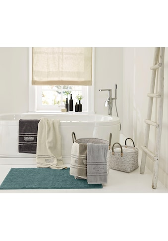 Guido Maria Kretschmer Home&Living Badematte »Portol«, Höhe 15 mm, rutschhemmend... kaufen
