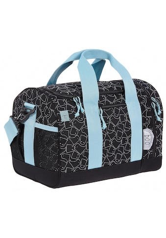 Lässig Sporttasche »4Kids Mini Sportsbag, Spooky Black« kaufen