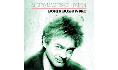 Musik-CD »Austro Masters Collection / Bukowski,Boris« kaufen