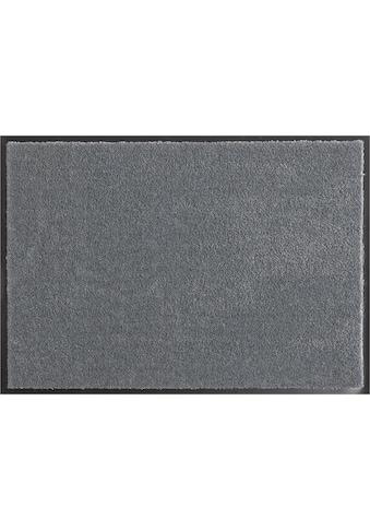 HANSE Home Fußmatte »Deko Soft«, rechteckig, 7 mm Höhe, Fussabstreifer, Fussabtreter, Schmutzfangläufer, Schmutzfangmatte, Schmutzfangteppich, Schmutzmatte, Türmatte, Türvorleger, saugfähig, waschbar kaufen