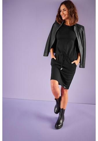 Bruno Banani Jerseykleid, mit Gummizug - NEUE KOLLEKTION kaufen