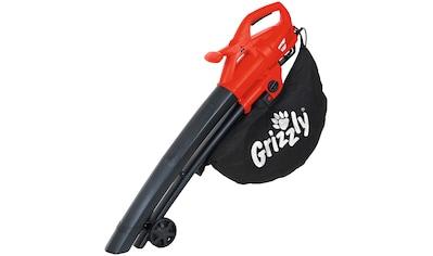 Grizzly Tools Elektro-Laubsauger »ELS 2614-2 E«, 270 km/h Blasgeschwindigkeit kaufen