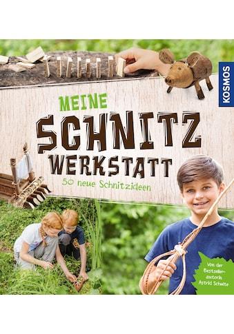 Buch »Meine Schnitzwerkstatt / Astrid Schulte« kaufen