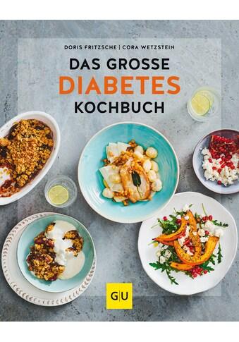 Buch »Das große Diabetes-Kochbuch / Doris Fritzsche, Cora Wetzstein« kaufen
