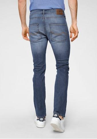 Rhode Island 5-Pocket-Jeans »Quinn«, mit Logobadge kaufen