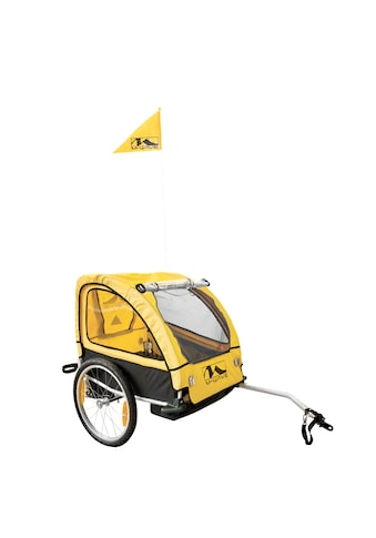 M-WAVE Kinder-/Gepäckanhänger »Kids Ride Comfort SUS« kaufen