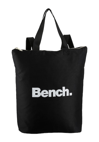 Bench. Cityrucksack, als Tasche oder Rucksack tragbar kaufen