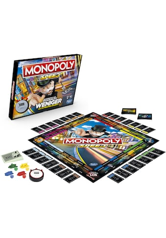 Hasbro Spiel »Monopoly Speed« kaufen
