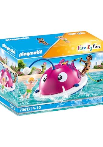 Playmobil® Konstruktions-Spielset »Kletter-Schwimminsel (70613), Family Fun«, Made in... kaufen