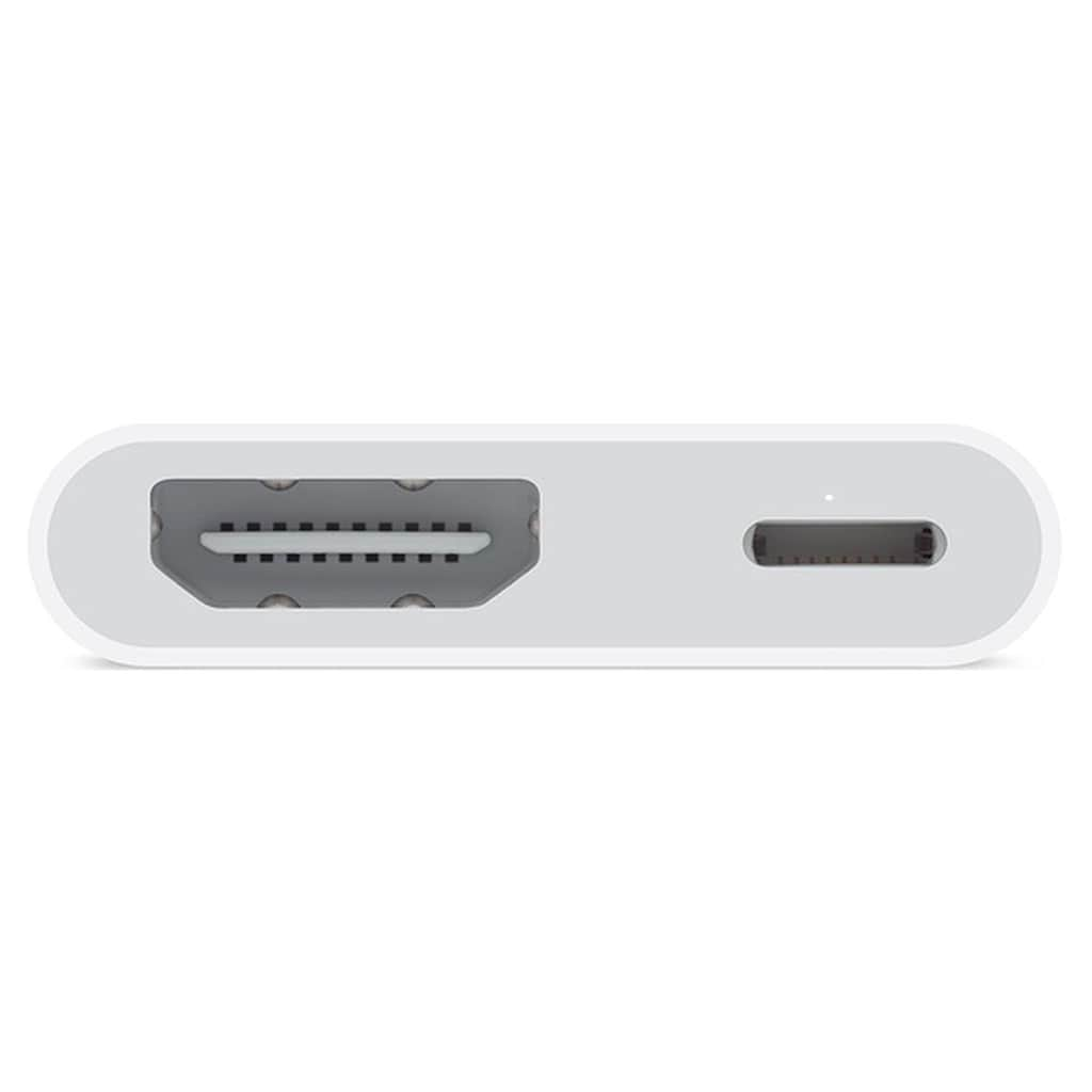 Apple Lightning Digital AV »Adapter«