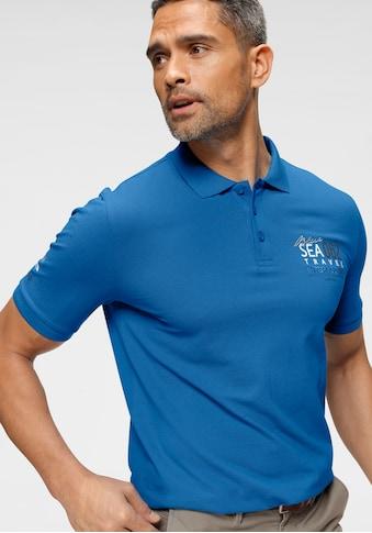 Daniel Hechter Poloshirt, mit Applikationen kaufen