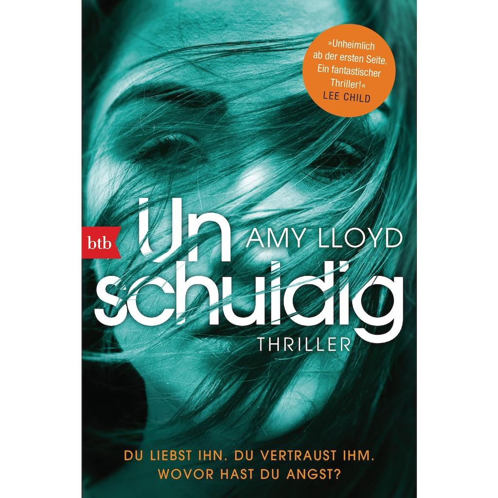 Buch »Unschuldig / Amy Lloyd, Cornelia Röser«
