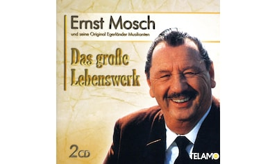 Musik-CD »Das Große Lebenswerk / Mosch,Ernst & Seine Original Egerländer Musikanten« kaufen
