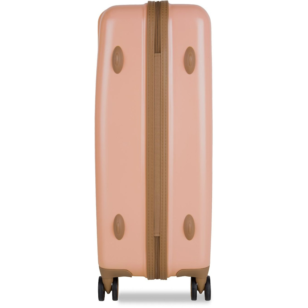 """suitsuit Hartschalen-Trolley """"Fab Seventies, 66 cm"""", 4 Rollen"""
