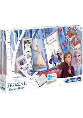 Clementoni® Elektronisches Tagebuch »Frozen 2 - Traum-Tagebuch« kaufen