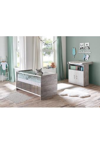 arthur berndt Babymöbel-Set »Isabella«, (Spar-Set, 2 St.), mit Kinderbett und... kaufen