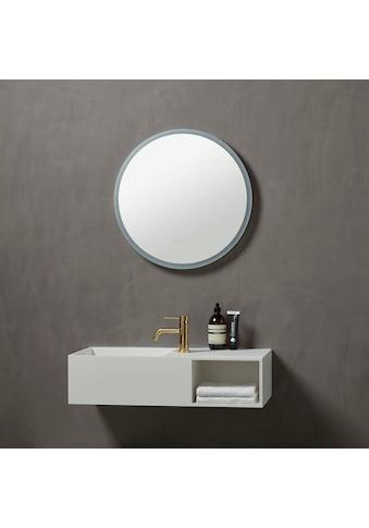 Badspiegel »Aalborg Rund«, Ø 60 cm mit LED Beleuchtung kaufen