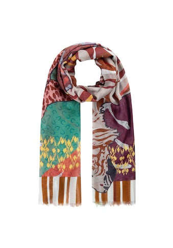Codello XXL-Schal, aus Baumwolle und Modal kaufen