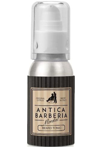 "Mondial Antica Barberia Bartöl ""Beard Tonic Original Citrus"" kaufen"
