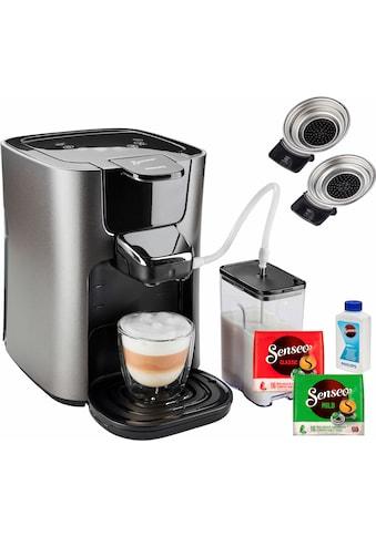 Senseo Kaffeepadmaschine »HD6574/50 Latte Duo«, inkl. Gratis-Zugaben im Wert von 14,- UVP kaufen